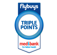 Flybuys Triple Points